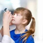 очни проблеми при децата